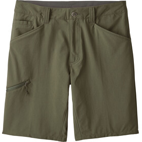 "Patagonia Quandary Shorts Men 10"" Industrial Green"